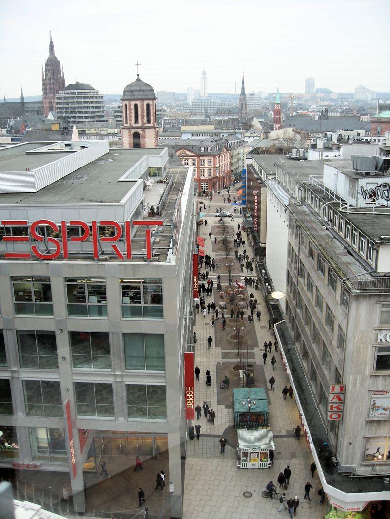 Mainz Frankfurt