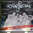 """VocaPeople"" im Varietétheater Bobino"